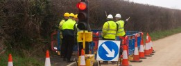 Street Works training courses in somerset