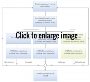 NPORS Process